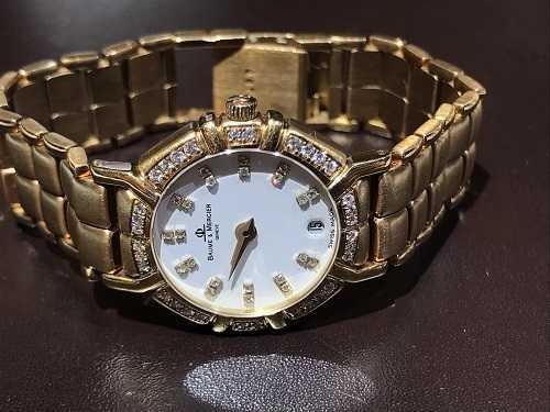ボーム&メルシエ買取 時計