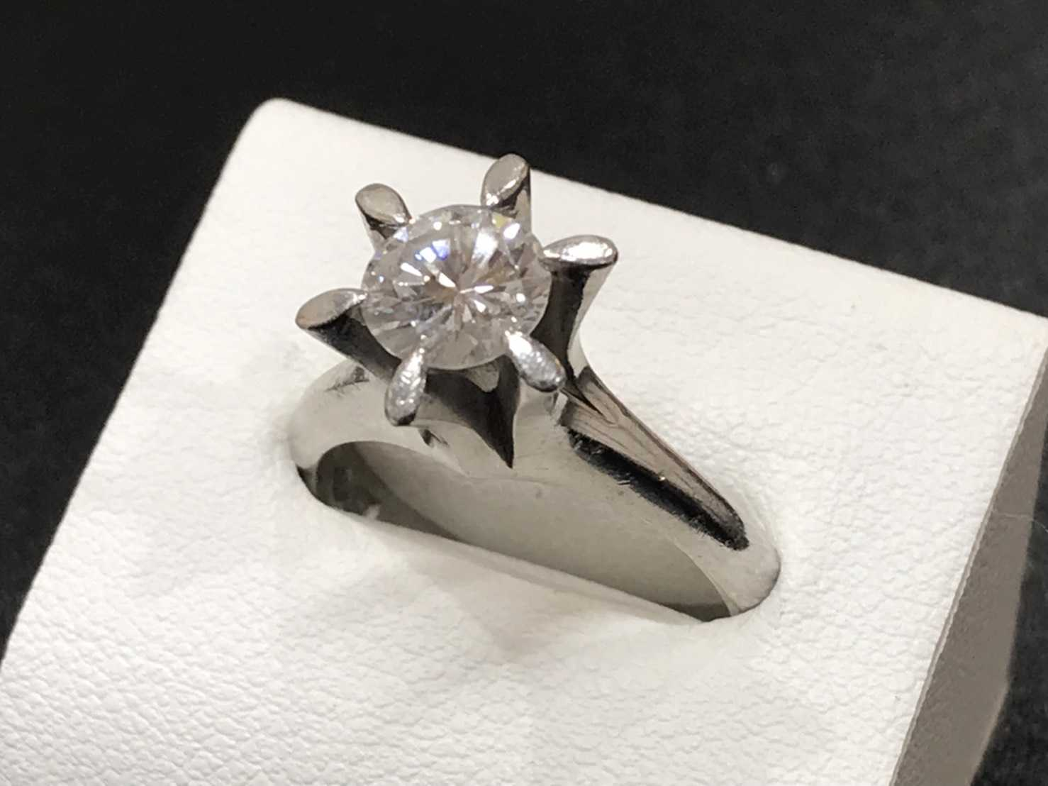 ダイヤ買取 指輪