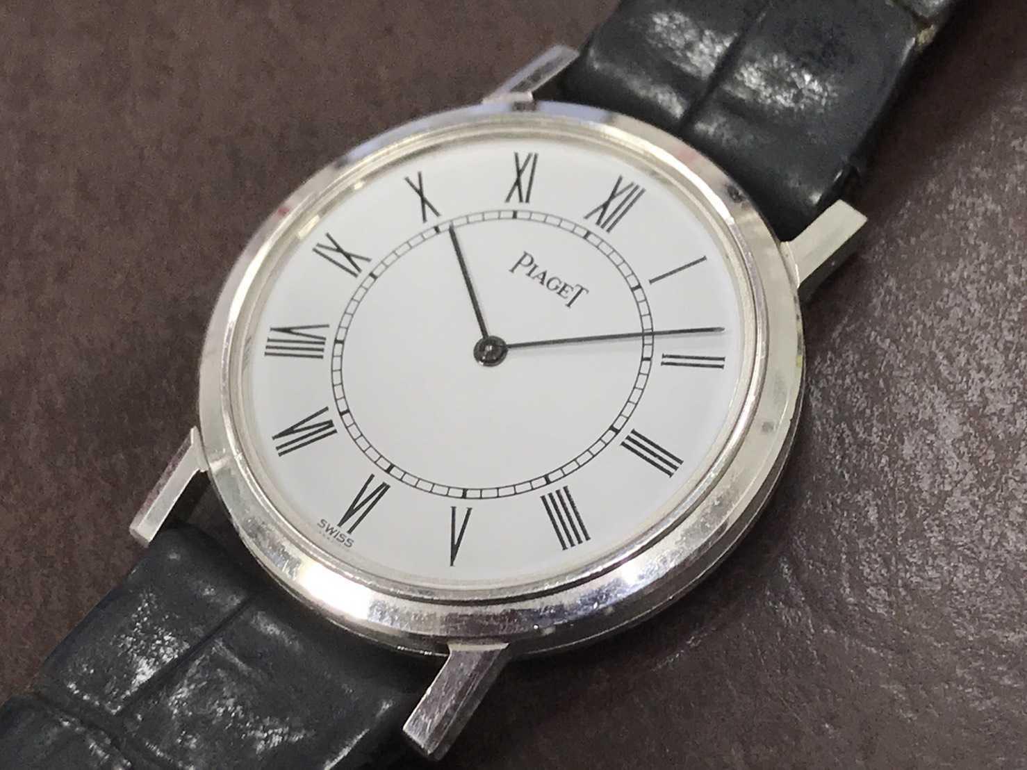 時計買取 ピアジェ