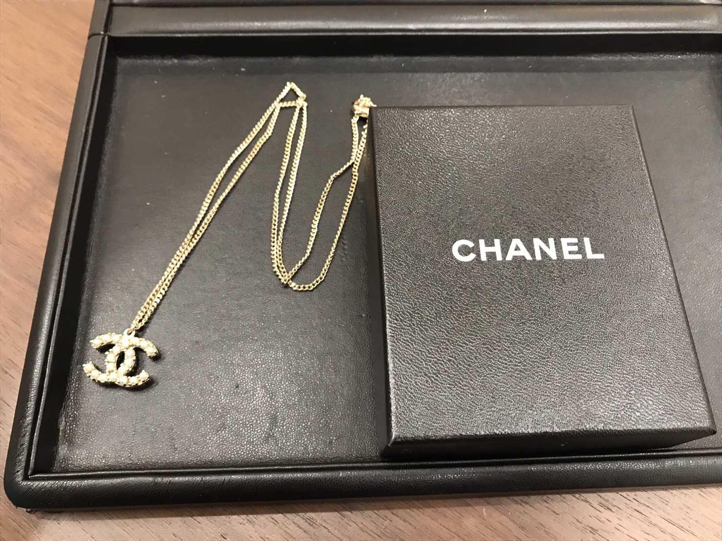 シャネル買取 ネックレス