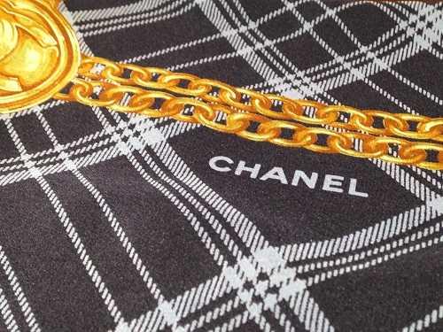 シャネル買取 スカーフ