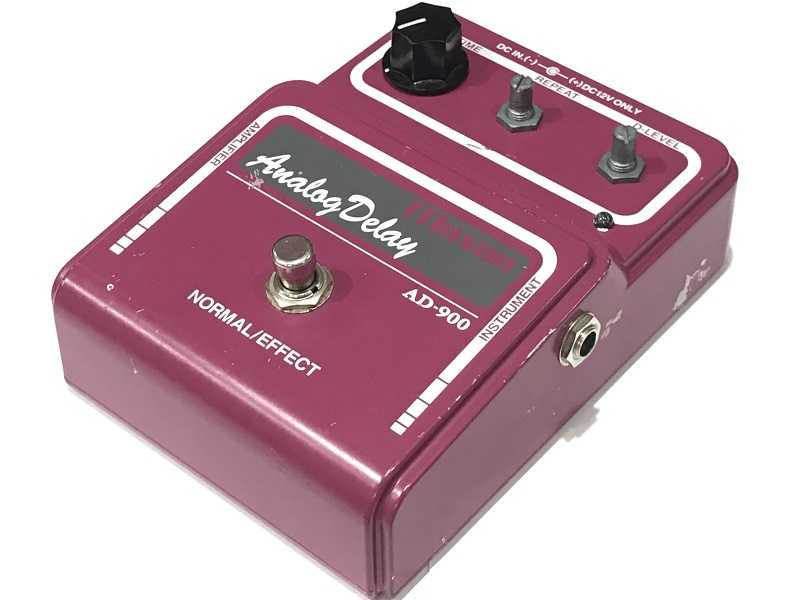 Maxon買取 AD-900 Analog Delay