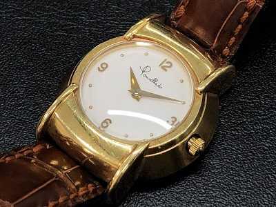 ポメラート買取 金無垢時計