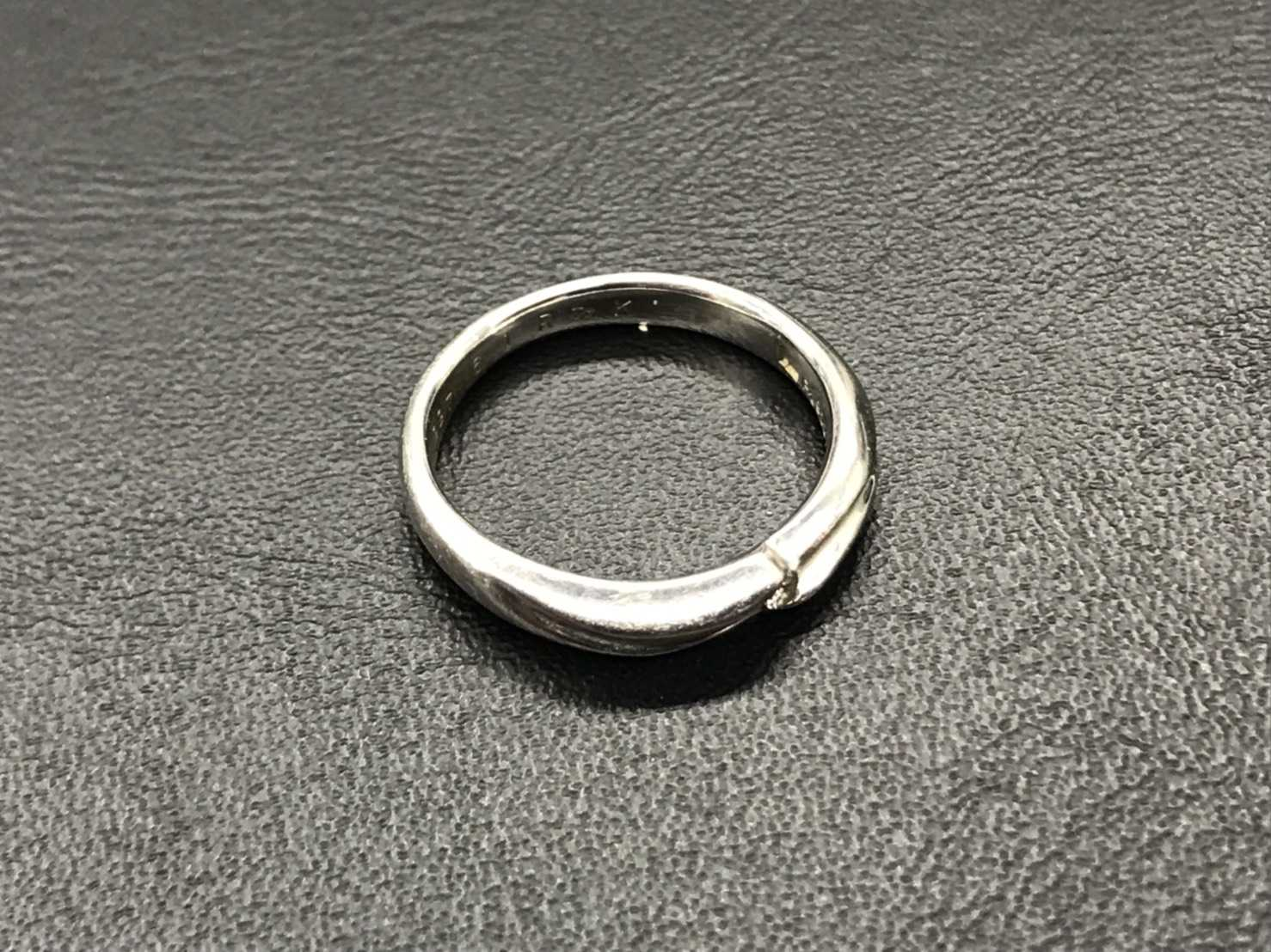 プラチナ買取 小さな指輪もOK