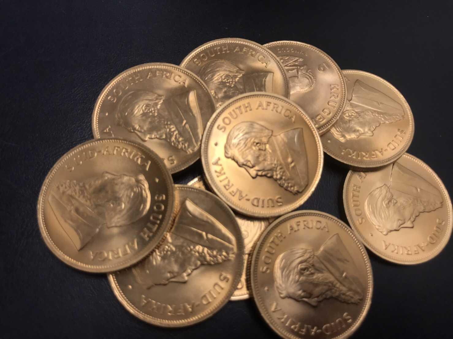 コイン買取 K22金