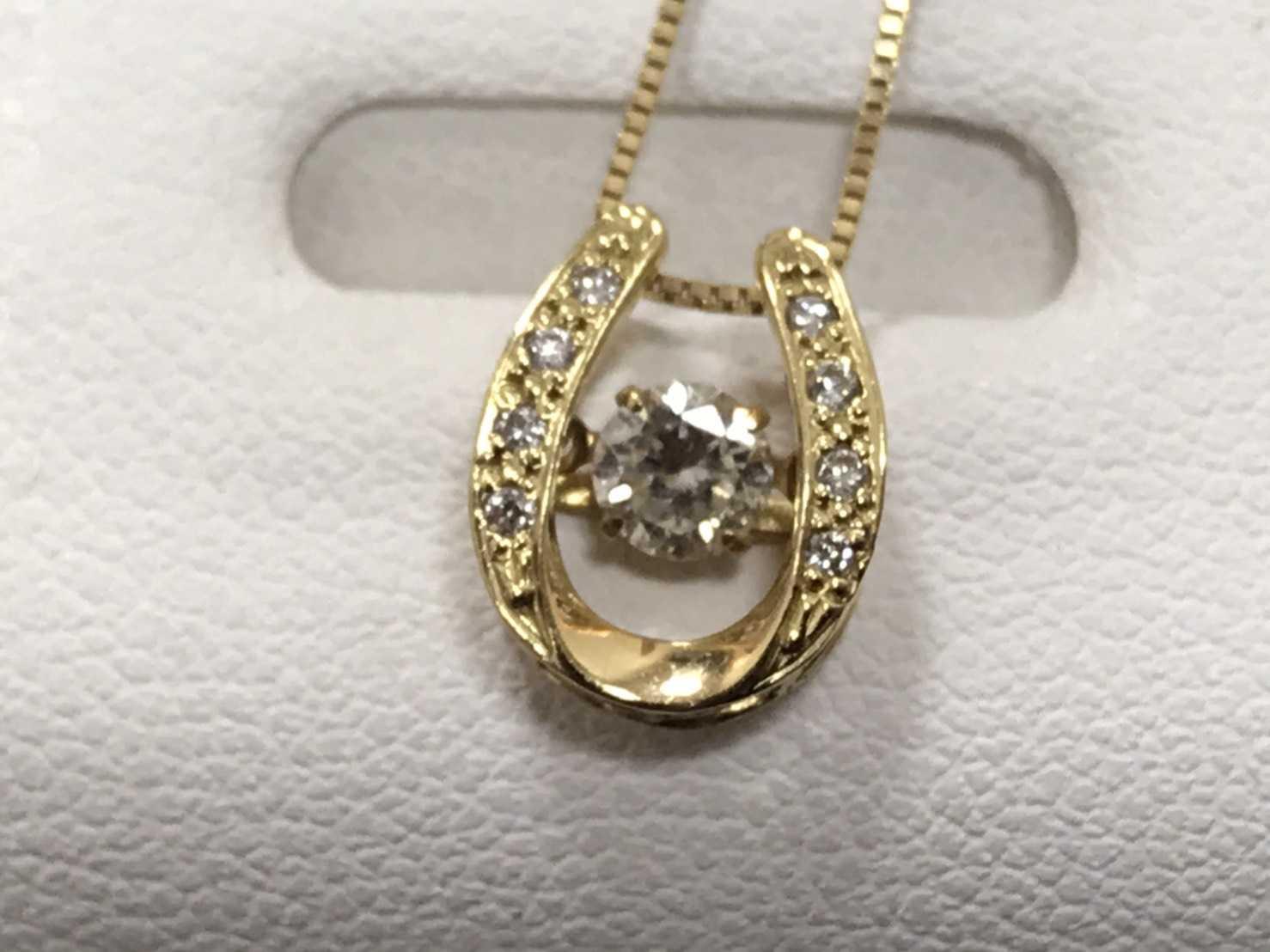 ジュエリー買取 ダイヤモンドネックレス