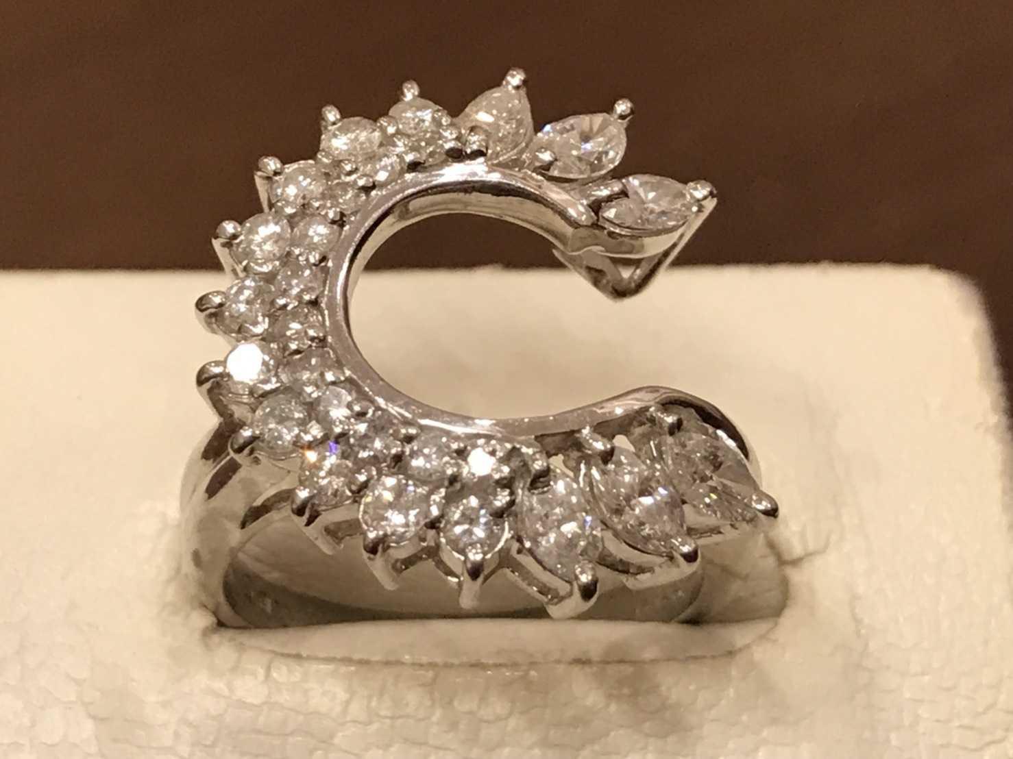 ジュエリー買取 ダイヤリング