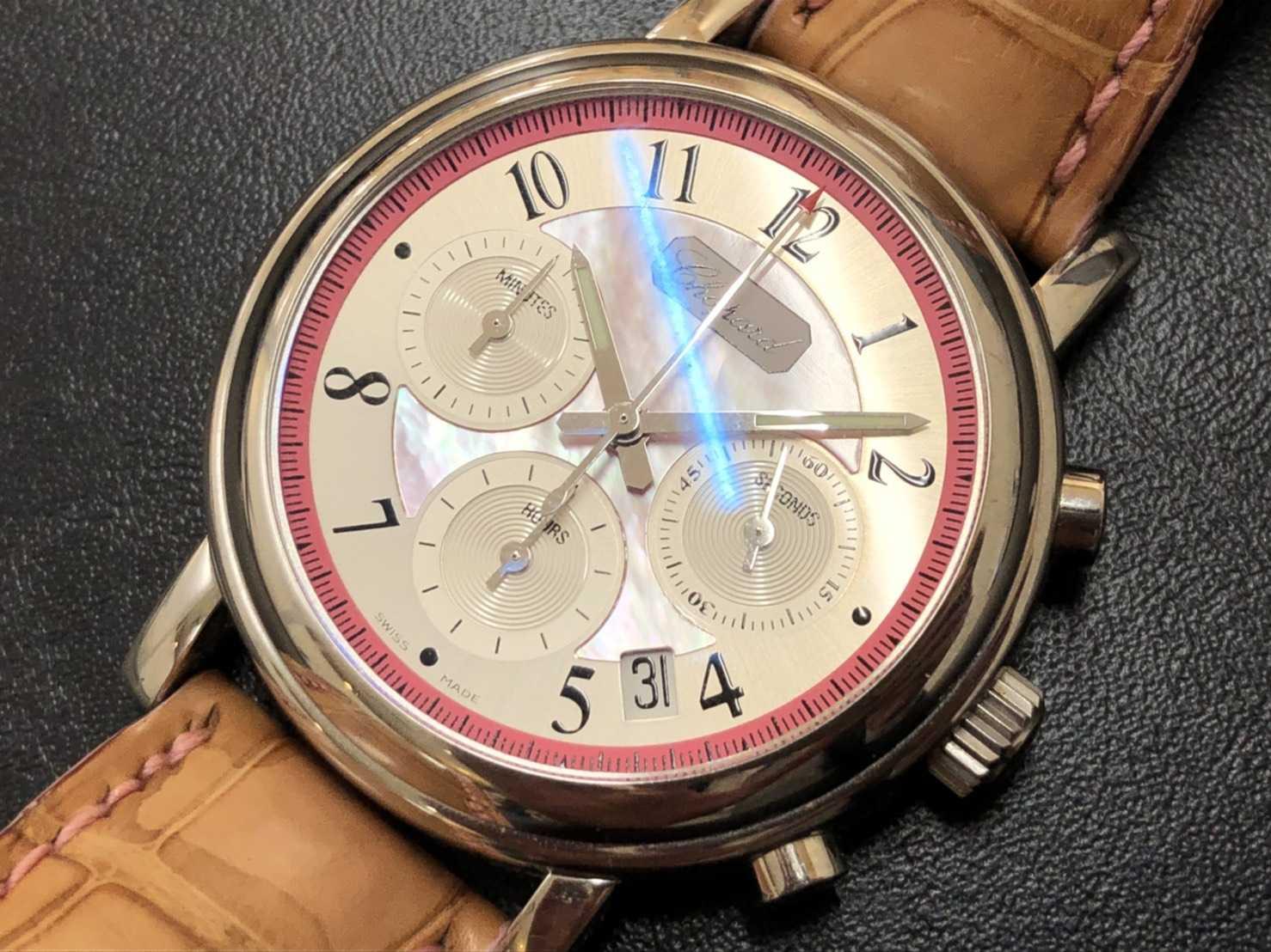 ショパール買取 ミッレミリア 時計