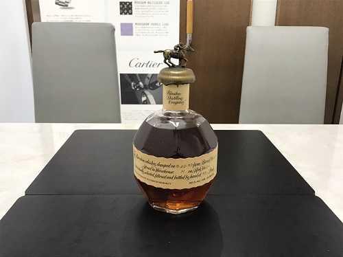 ウイスキー買取 ブラントン