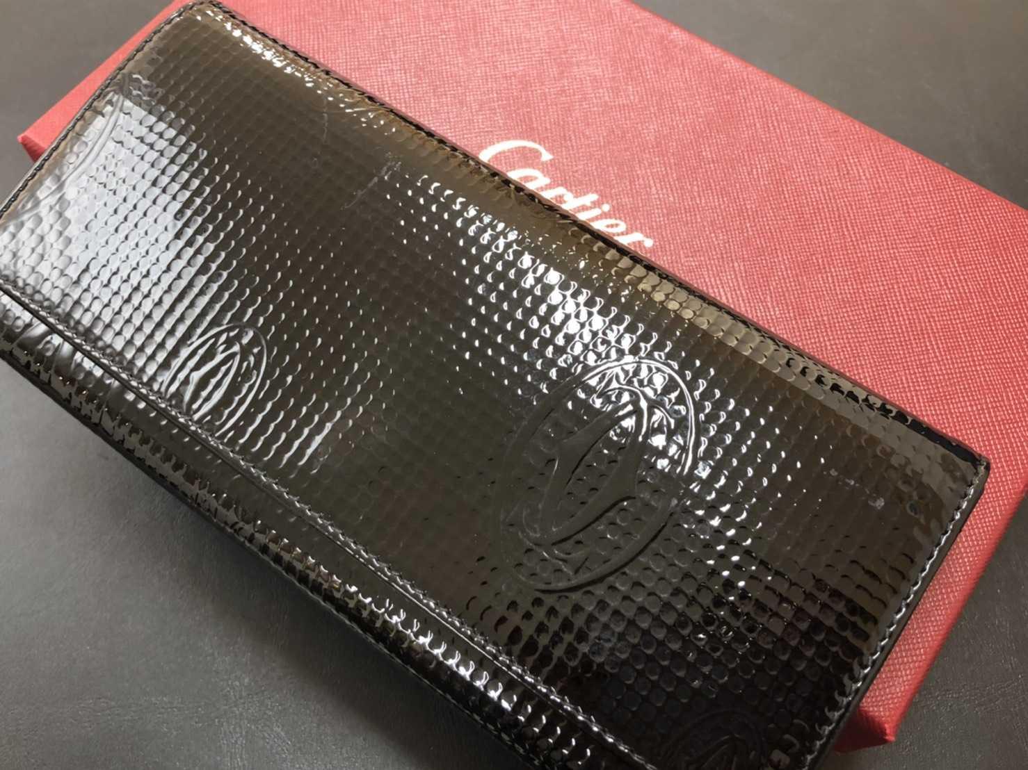 カルティエ買取 財布