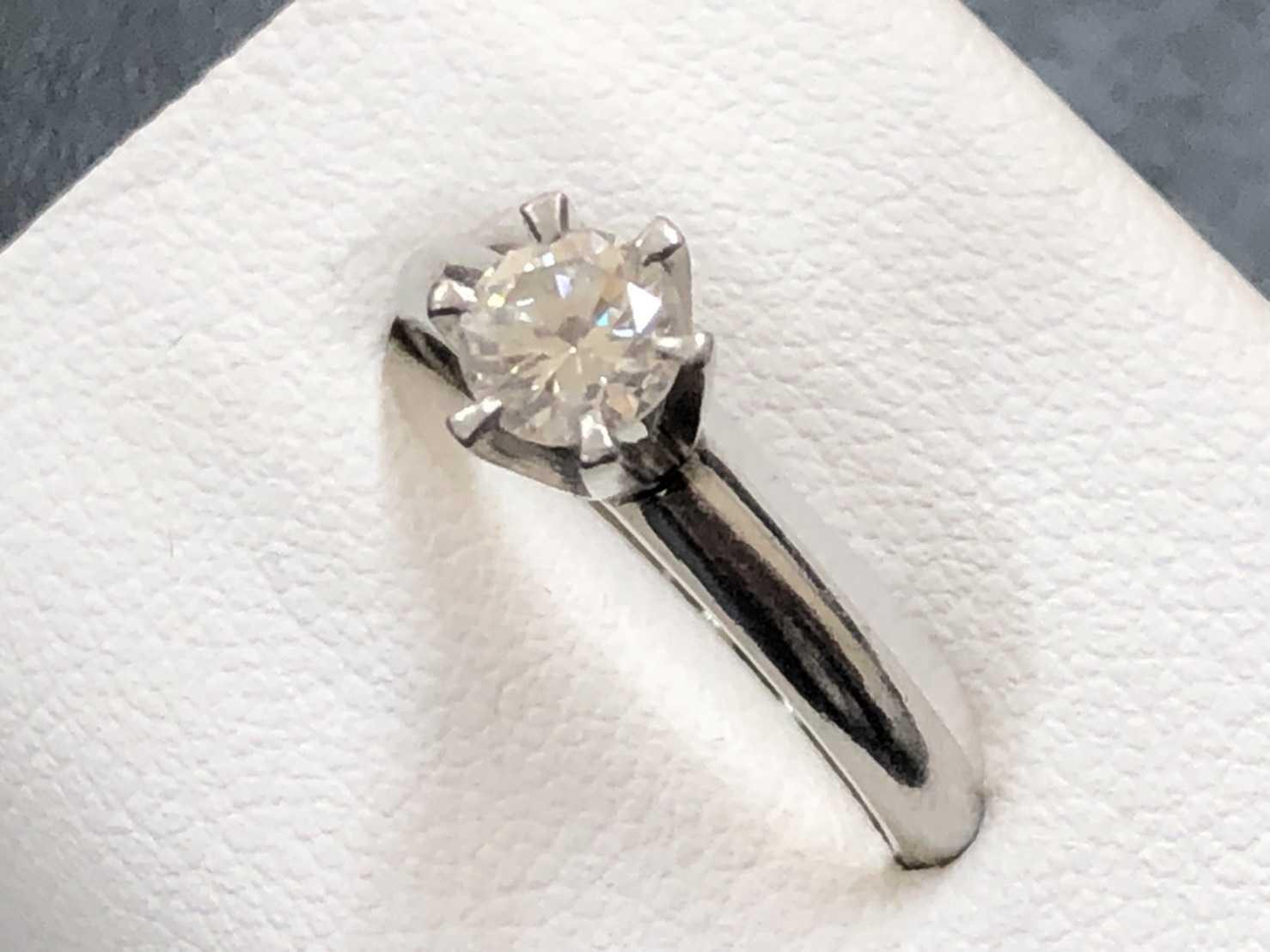 ダイヤモンド買取 リング