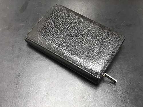 バーバリー買取 二つ折り財布