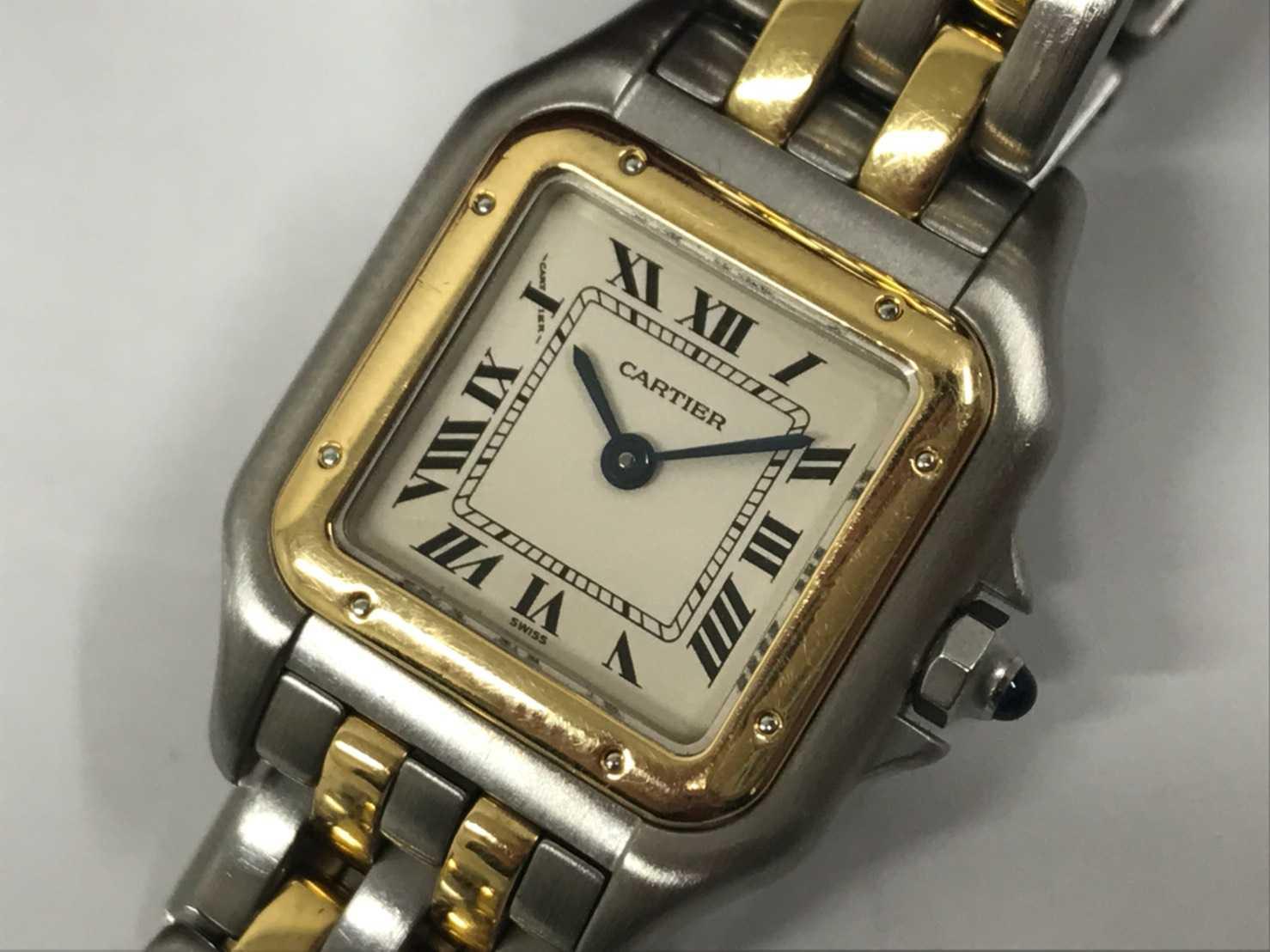 カルティエ買取 腕時計