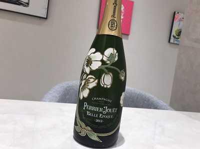 シャンパン買取 ベルエポック2012