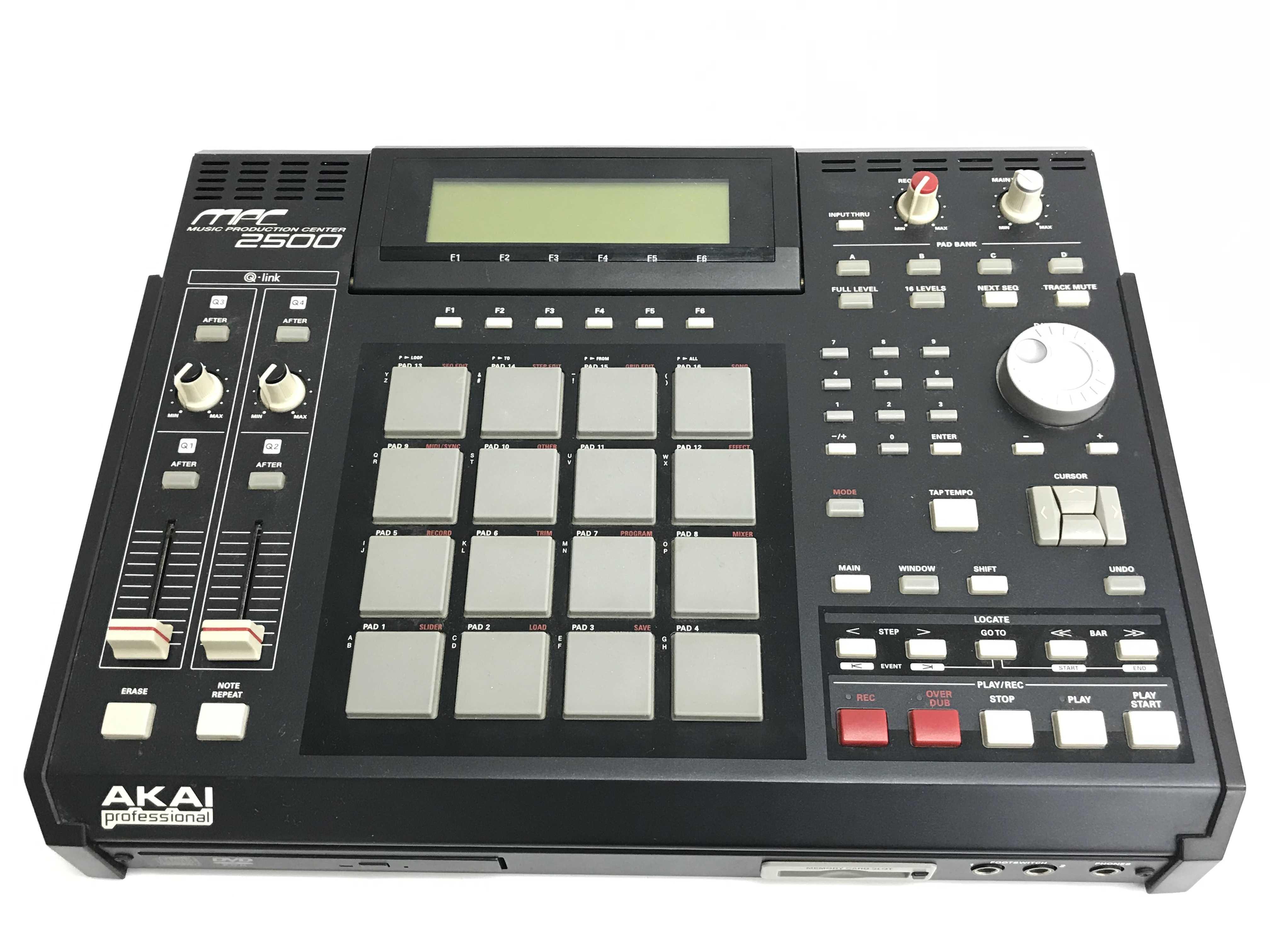 AKAI MPC2500買取