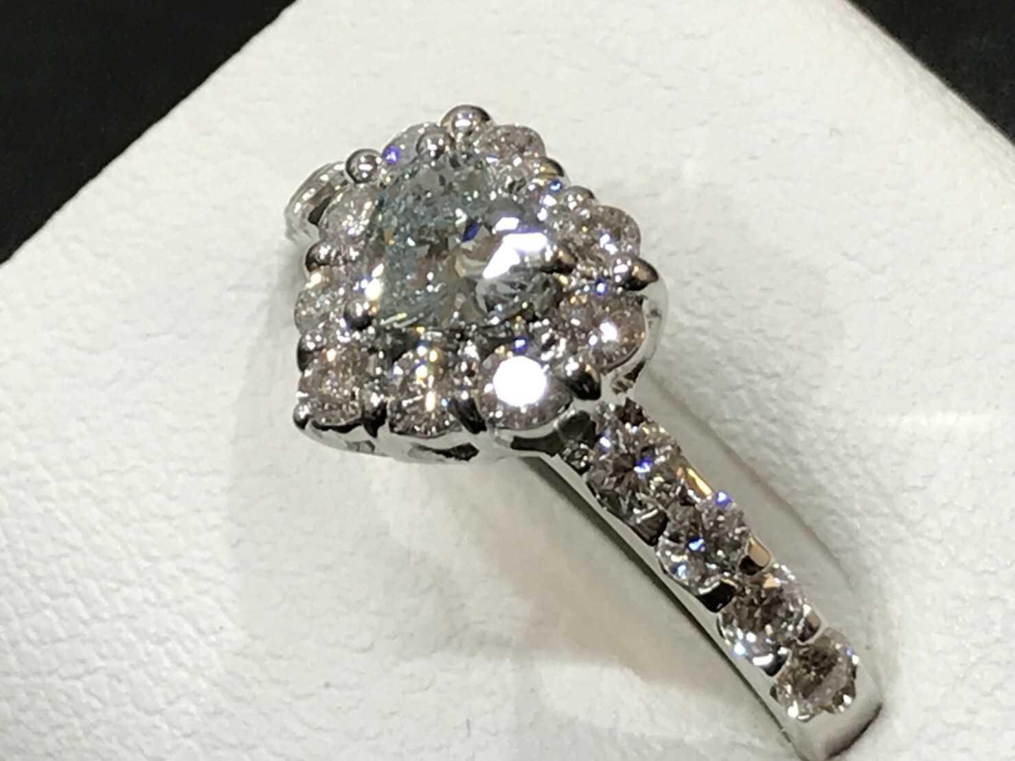 ポンテヴェキオ買取 ダイヤモンドリング