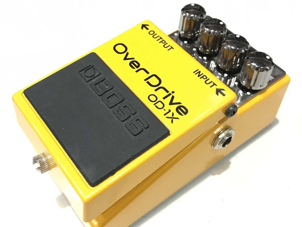 BOSS OD-1X買取