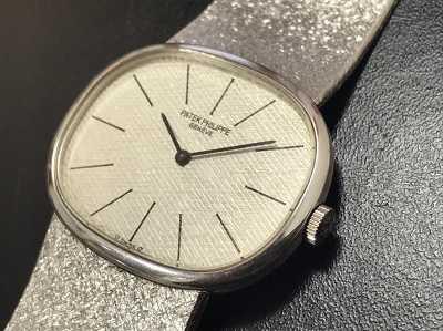 パテックフィリップ買取 金無垢時計アンティーク