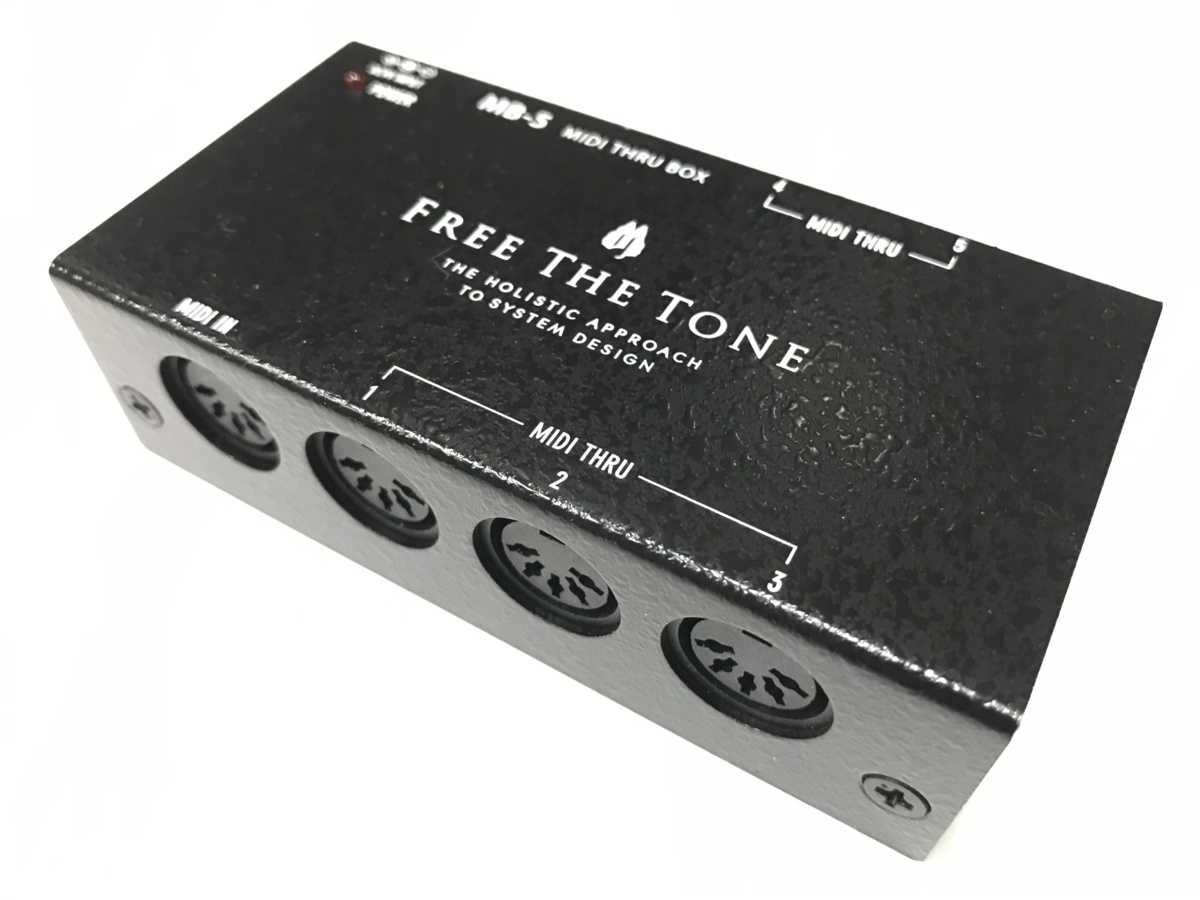 Free The Tone MB-5 MIDI THRU BOX 買取