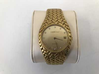 APオーデマピゲ買取 コブラ金無垢時計
