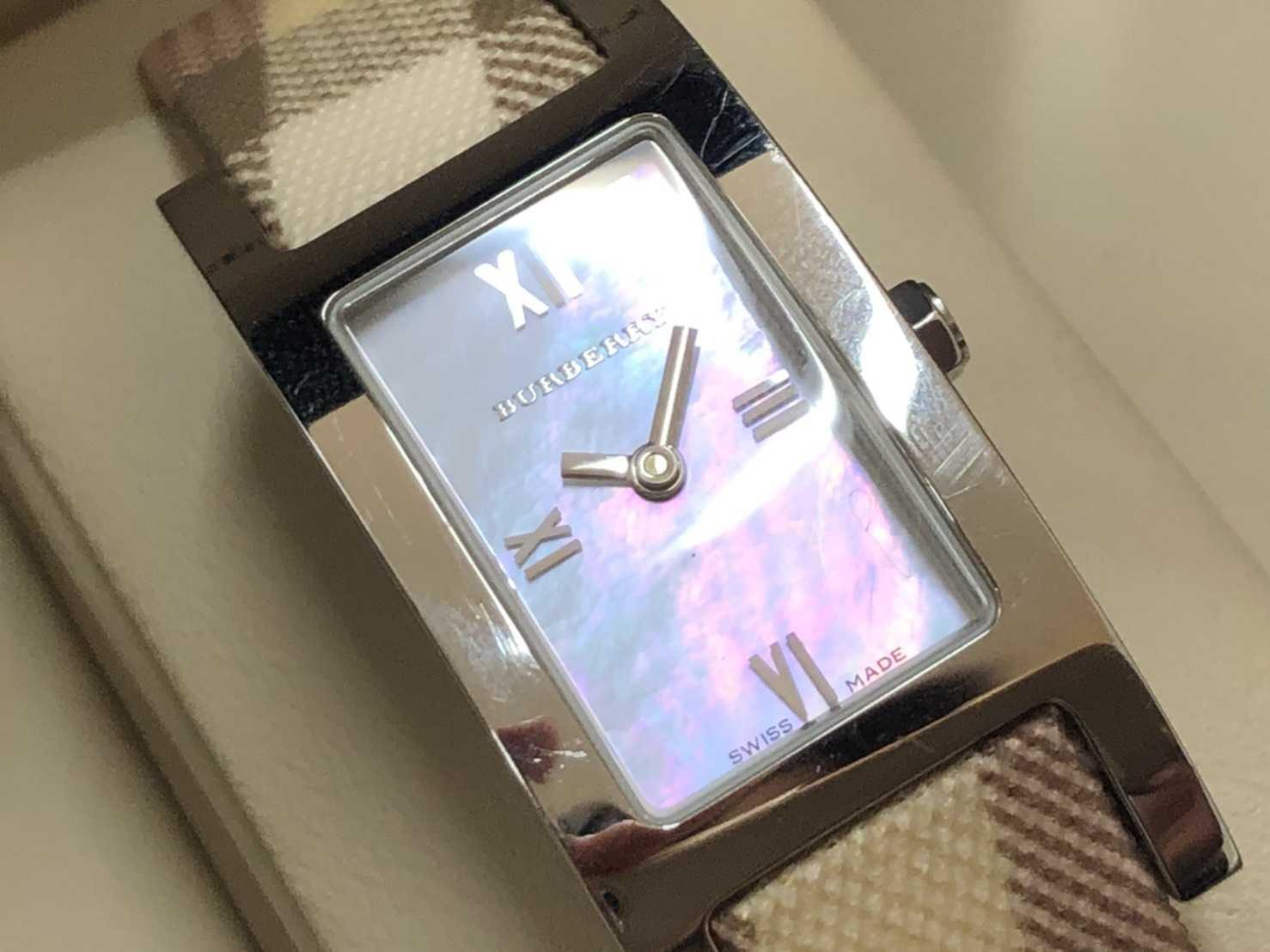 バーバリー買取 腕時計