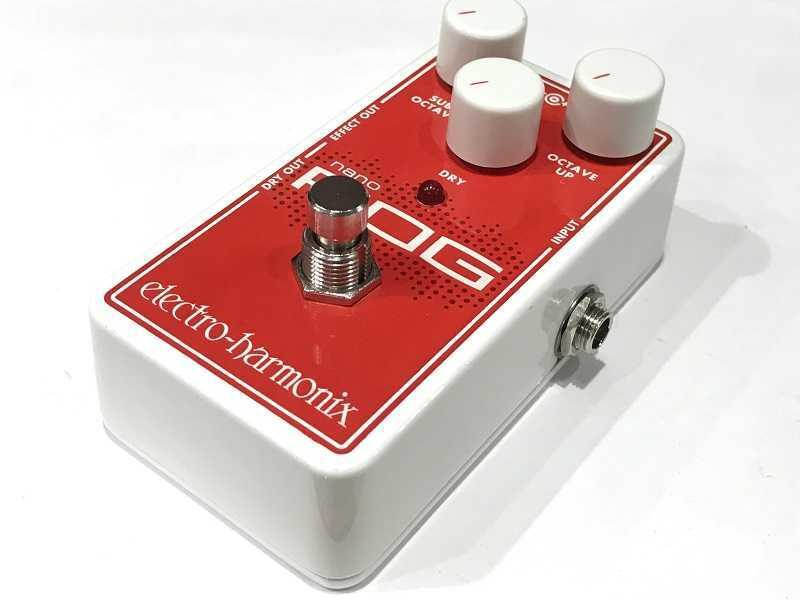 Electro-Harmonix買取 Nano POG