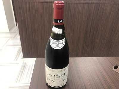 お酒買取 DRCロマネコンティ ラターシュ1992年