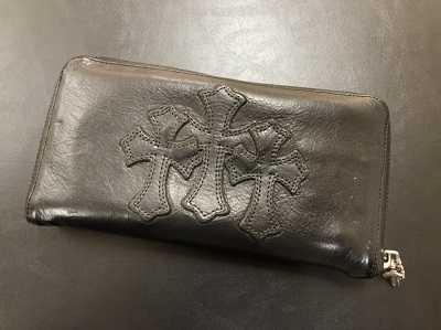 クロムハーツ買取 ラウンジジップ財布