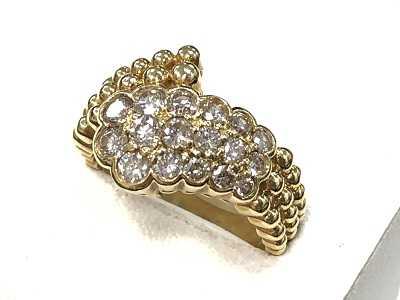 ダイヤモンド買取 1カラットファッションリング