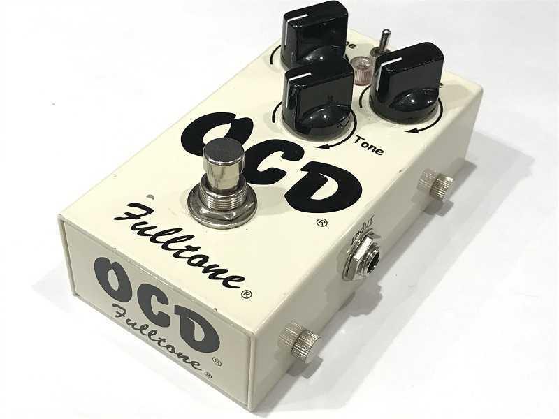 Fulltone買取 OCD Ver1.7