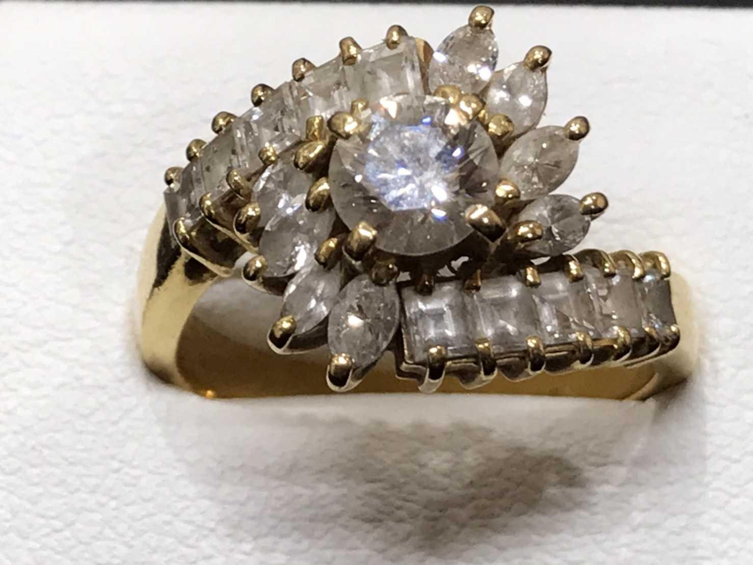 ダイヤモンド買取 ダイヤモンドリング