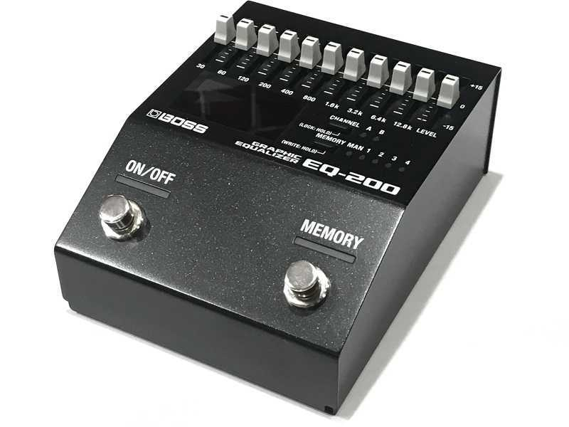 BOSS買取 EQ-200 Graphic Equalizer