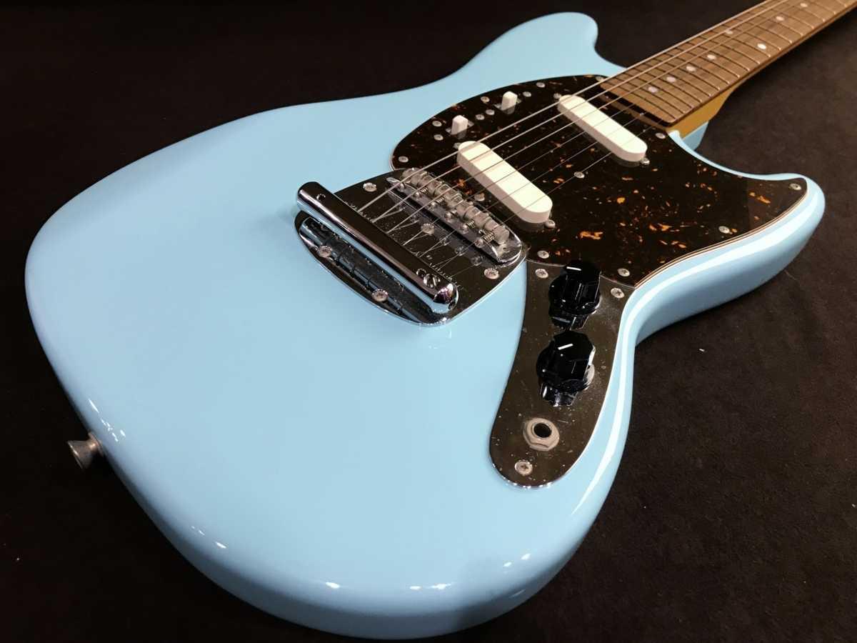 Fender Japan MG69 Mustang 買取
