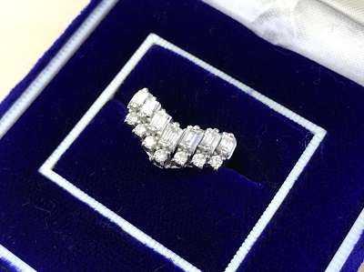 宝石買取 メレダイヤリング