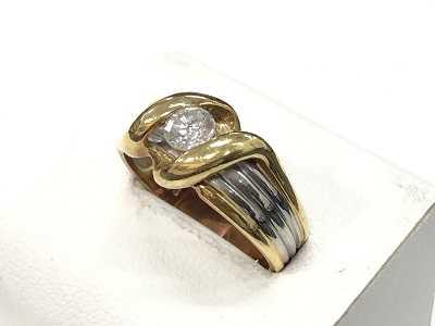 ダイヤモンド買取 ファッションリング0.3カラット