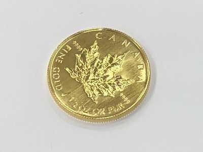 コイン買取 メイプルリーフ金貨