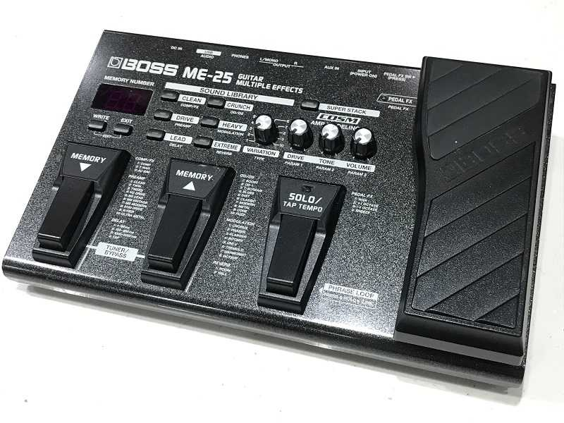 BOSS買取 ME-25