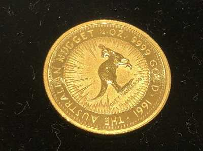 コイン買取 ナゲット金貨