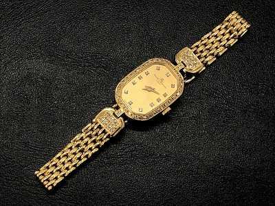 ボーム&メルシエ買取 レディース金無垢時計宝飾時計