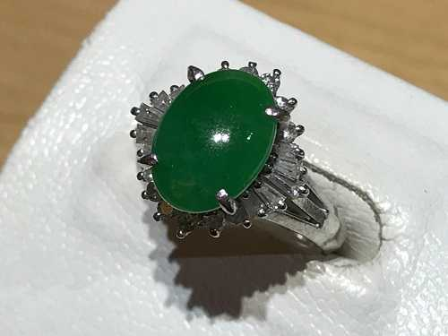 ヒスイ 買取 指輪