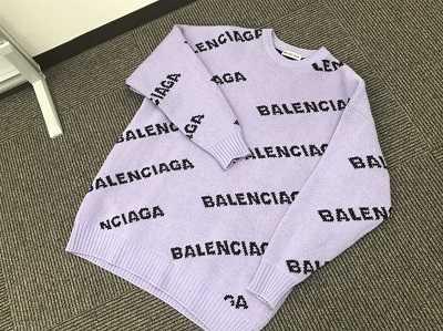 バレンシアガ買取 プルオーバーニットウェア