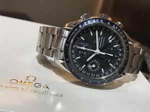 オメガ買取 スピードマスターコスモス3520.50