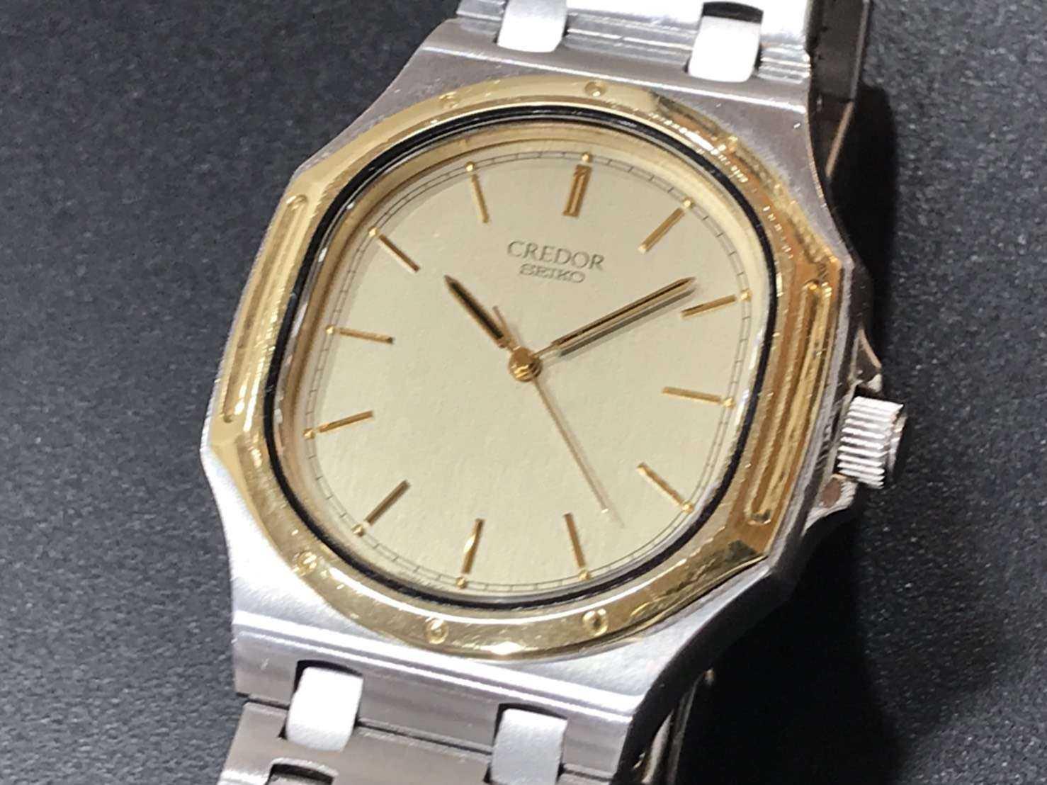 時計買取 クレドール
