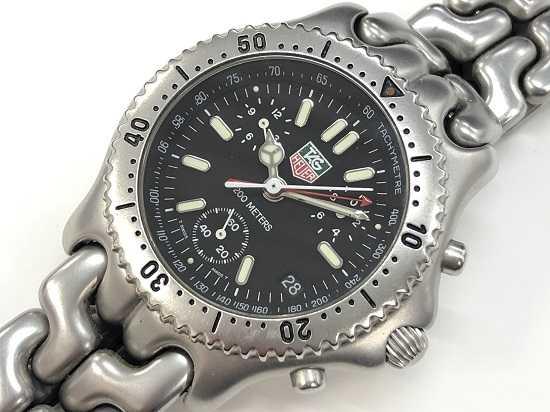 タグホイヤー買取 プロフェッショナルセルシリーズ時計