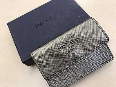 プラダ買取 カードケース