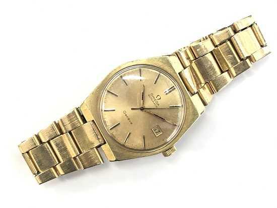 オメガ買取 ジュネーブ時計