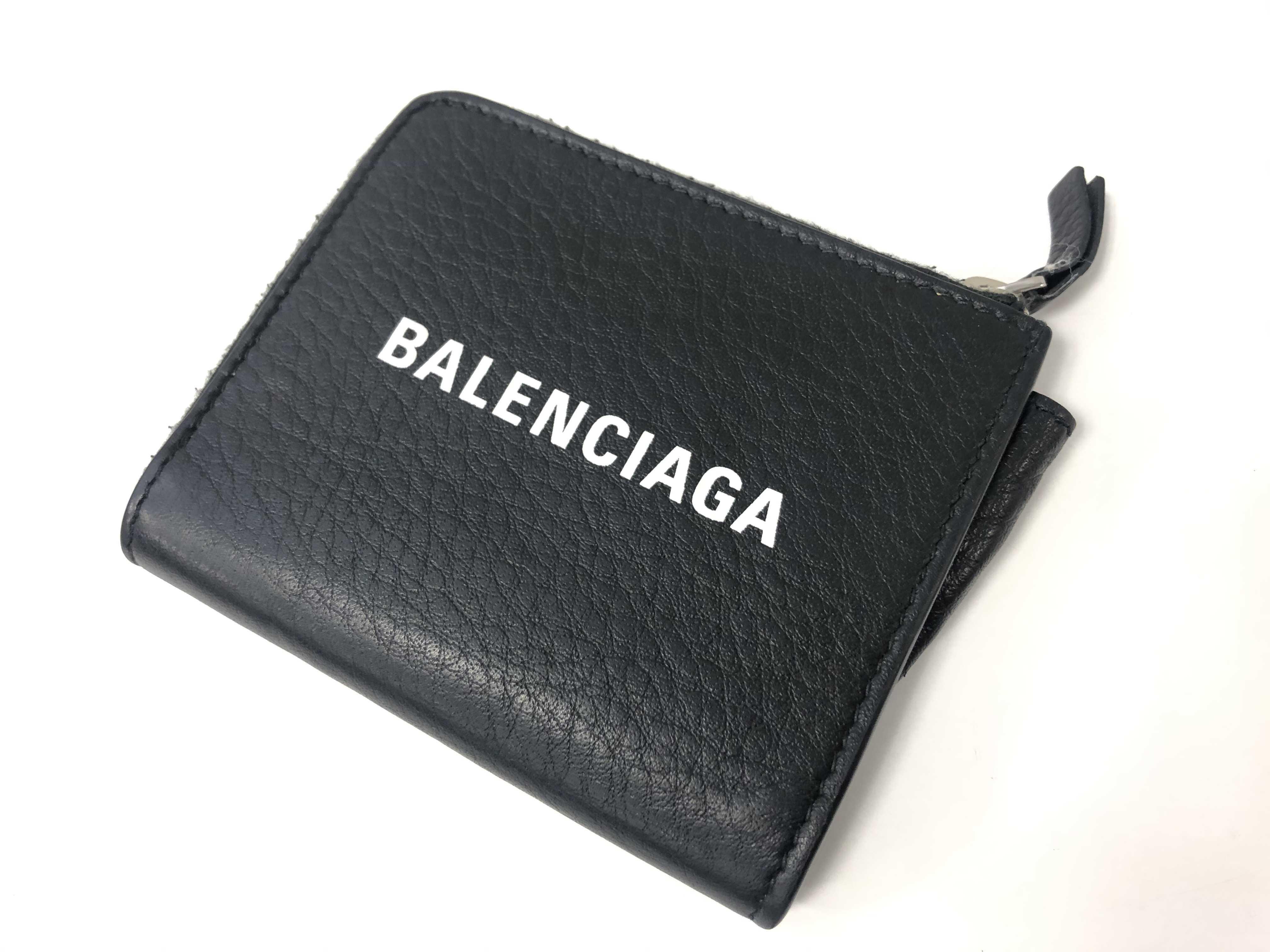 バレンシアガ買取エブリデイコインケース