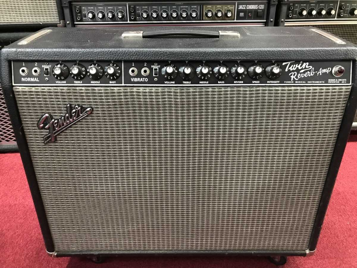 Fender 65 Twin Reverb 買取