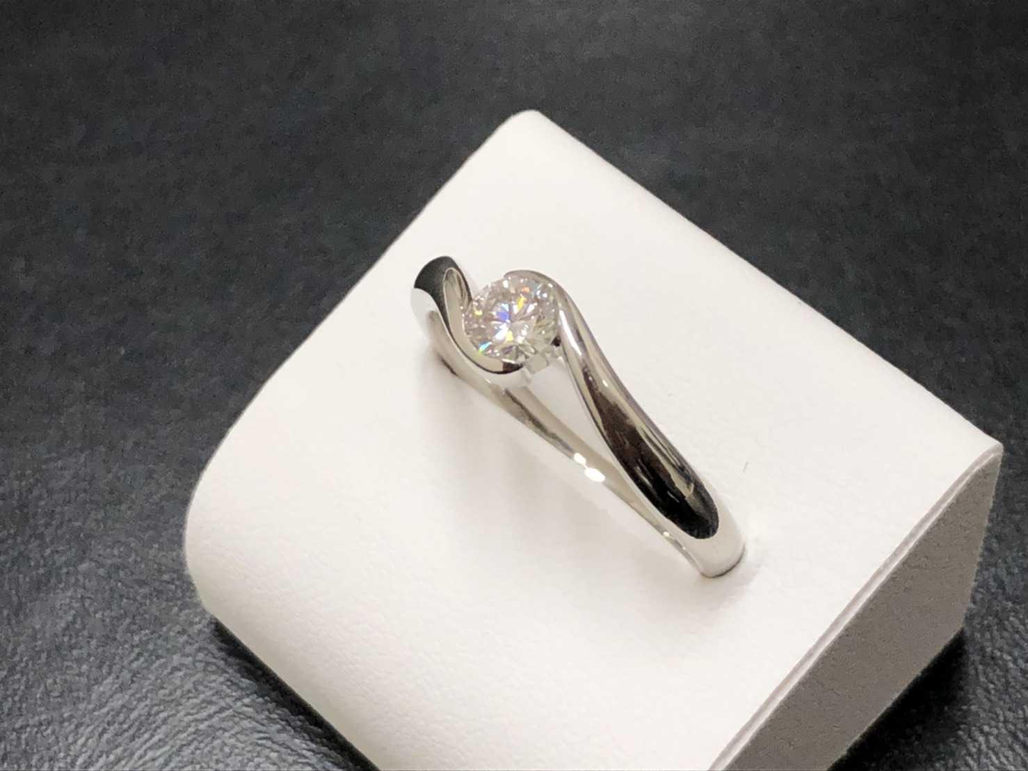 ダイヤモンド買取 プラチナダイヤリング