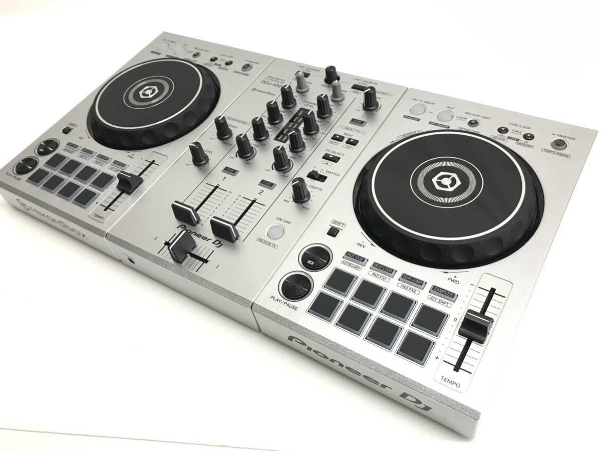 Pioneer DDJ-400-S DJコントローラー 買取